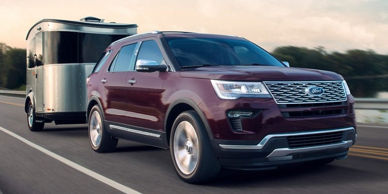 Ford Explorer Loses Power While Driving