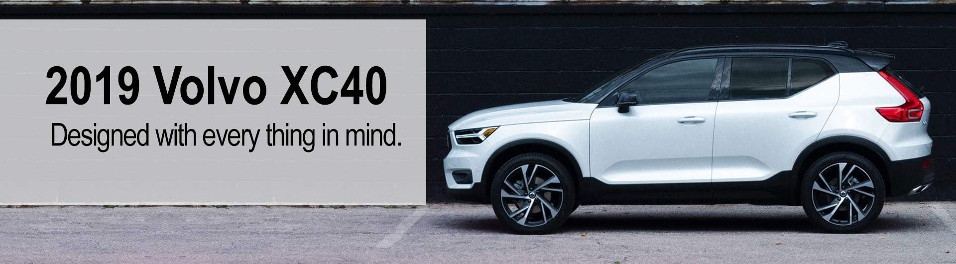 2019 Volvo XC40 | Younger Volvo Cars Hagerstown